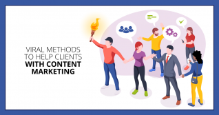 Content Marketing Crisis? 6 Viral Methods to Help Your Clients