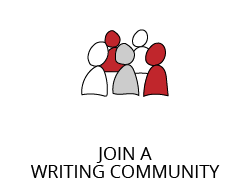 Join A Writing Community