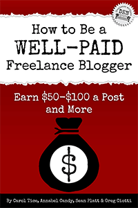 How to Be a Well-Paid Freelance Blogger