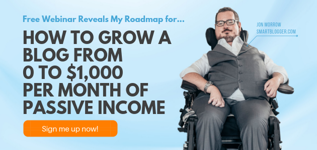 Blog: 0 to $1,000 Per Month Blogging